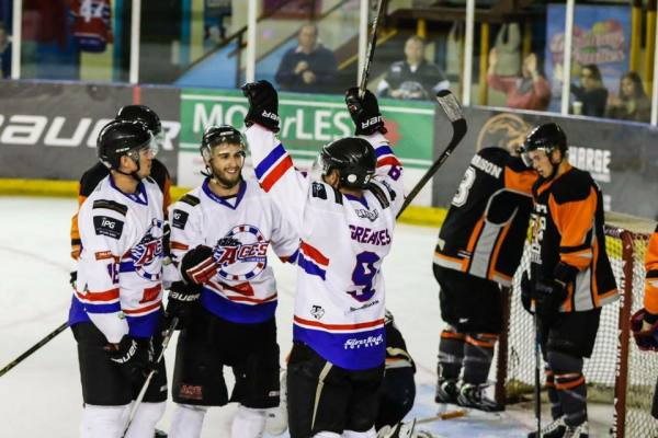 Aces Pack Tame Tigers