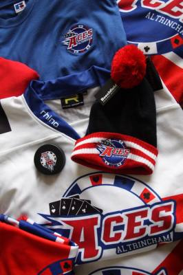 Aces Merchandise is Here