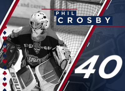Crosby Checks In
