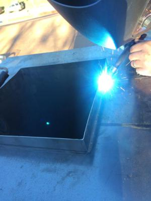 MIG welding, TIG welding, ARC welding, welding, fabrication