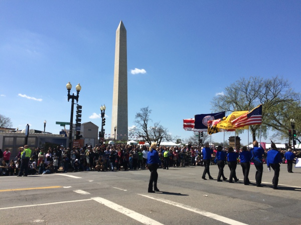 2015 Cherry Blossom Parade - Washington DC