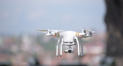 Drones' growing role in agriculture's future