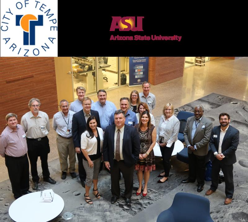 Aerospace Arizona Participates in Tempe Roundtable Discussion