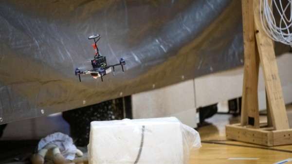 Aerospace Arizona Participates as Judges in Search & Rescue Drone Competition
