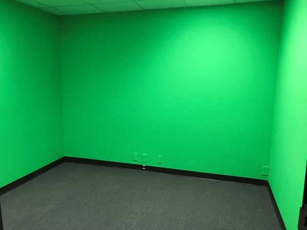 Green Screen Room