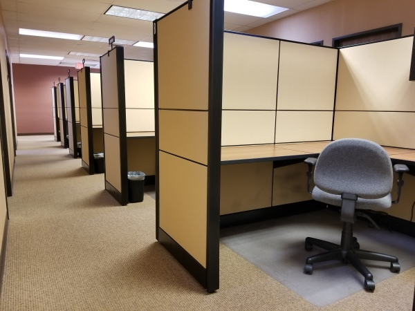 CUBICLES & OFFICES