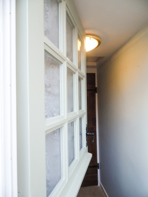 Interior paint.