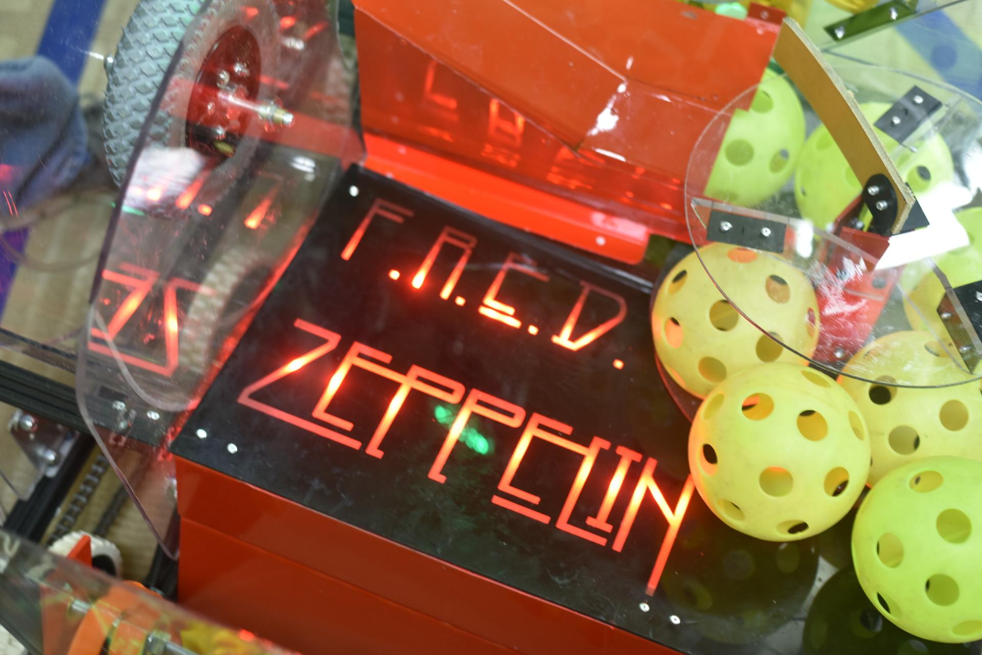 F.R.E.D. Zeppelin