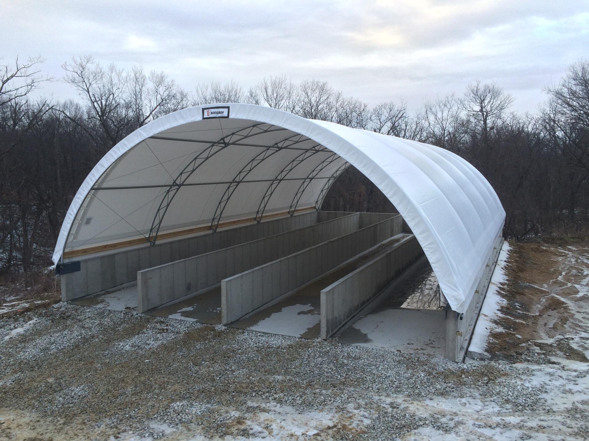40 X 70 Compost Building