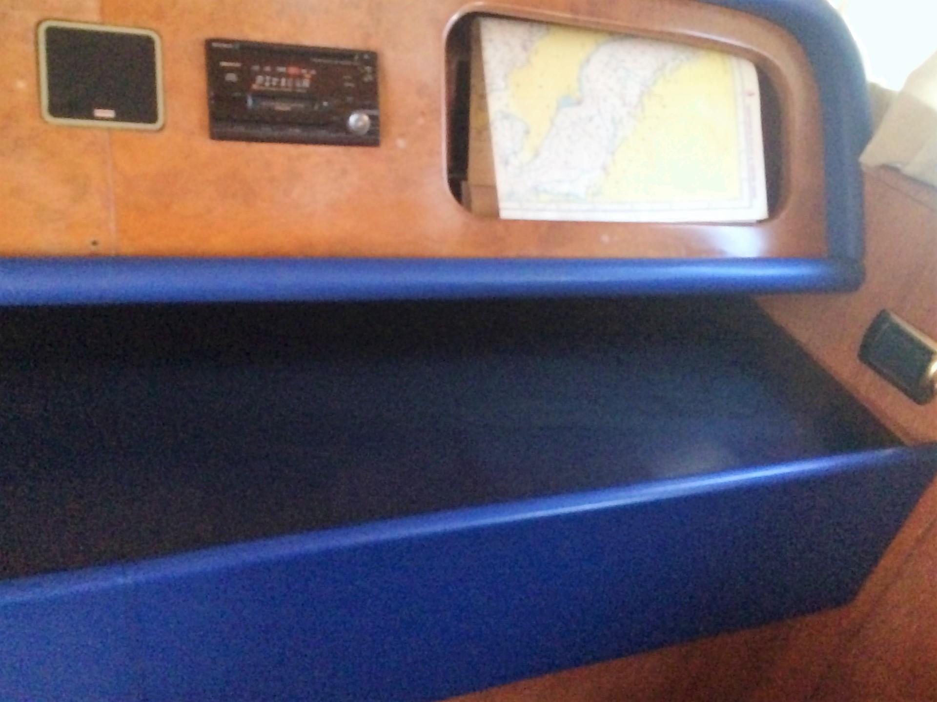 yacht interior refinishing