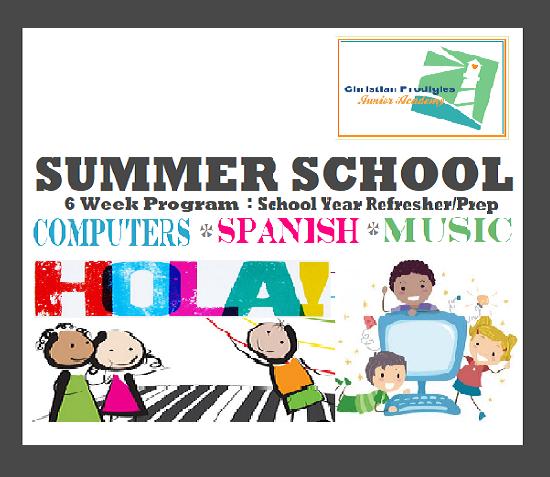 6 Week: Summer School Program