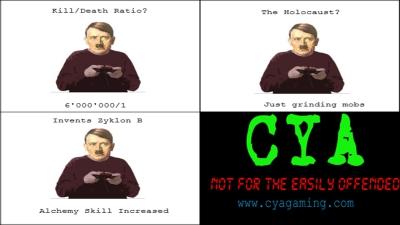CYA Ugly