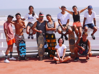 Longboard Trip