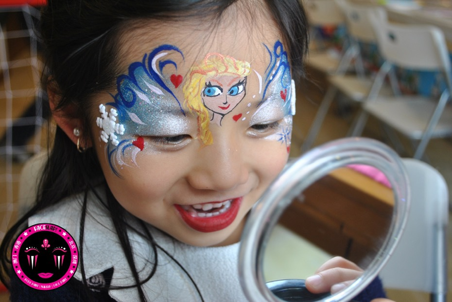 Children's Face Painting Hong Kong