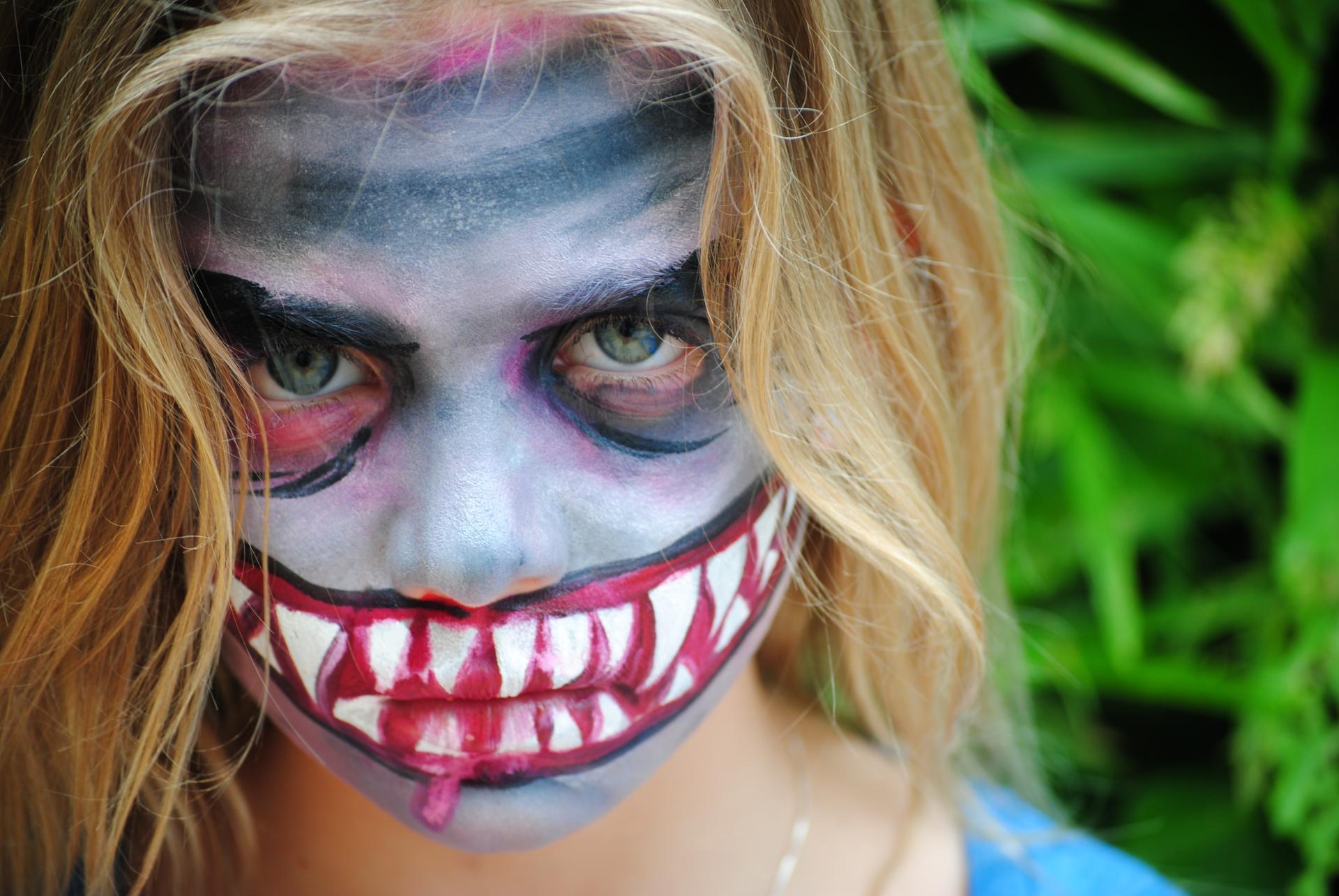 Children's Face Painting Hong Kong
