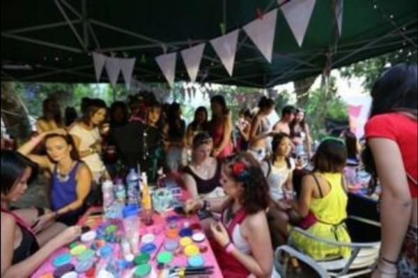 Secret Island Party 2014