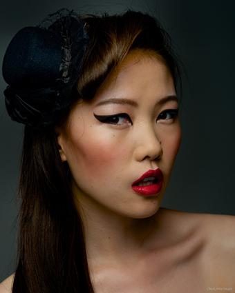 Experimental Makeup