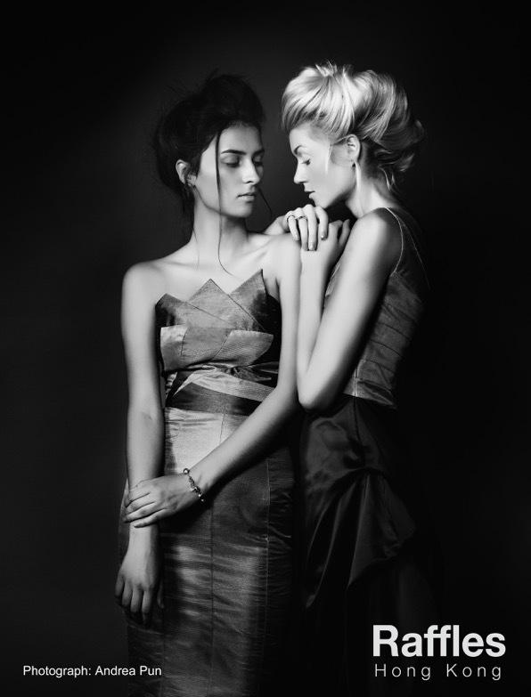 Raffles Institute of Design Fashion