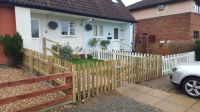 Picket Fencing Milton Keynes