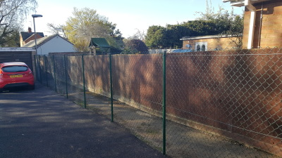 6ft chain link fencing in newport pagnell