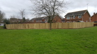 close board fencing in newport pagnell