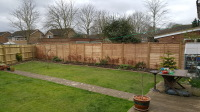 panel fencing in bletchley