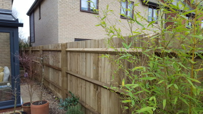 close board fencing in milton keynes