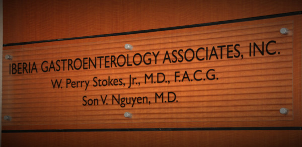 Dr. Perry Stokes and Dr. Son Nguyen