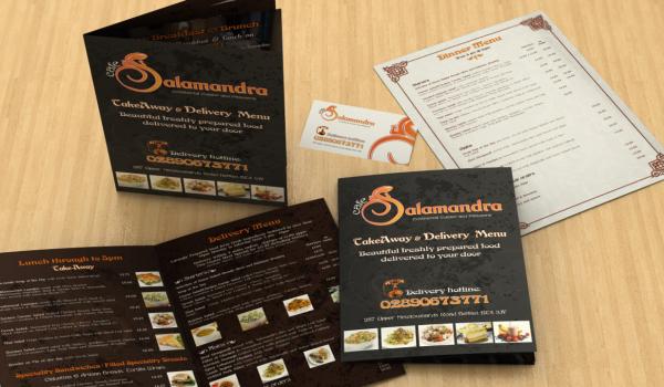 Salamandra Cafe