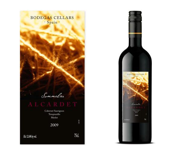Alcartet white wine