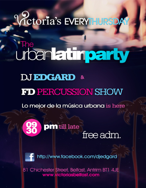 The Urban Latin Party