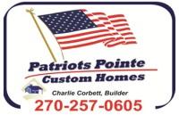 http://patriotspointecustomhomes.com/