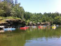 Friends of Rough River Lake, Inc. - kayaking