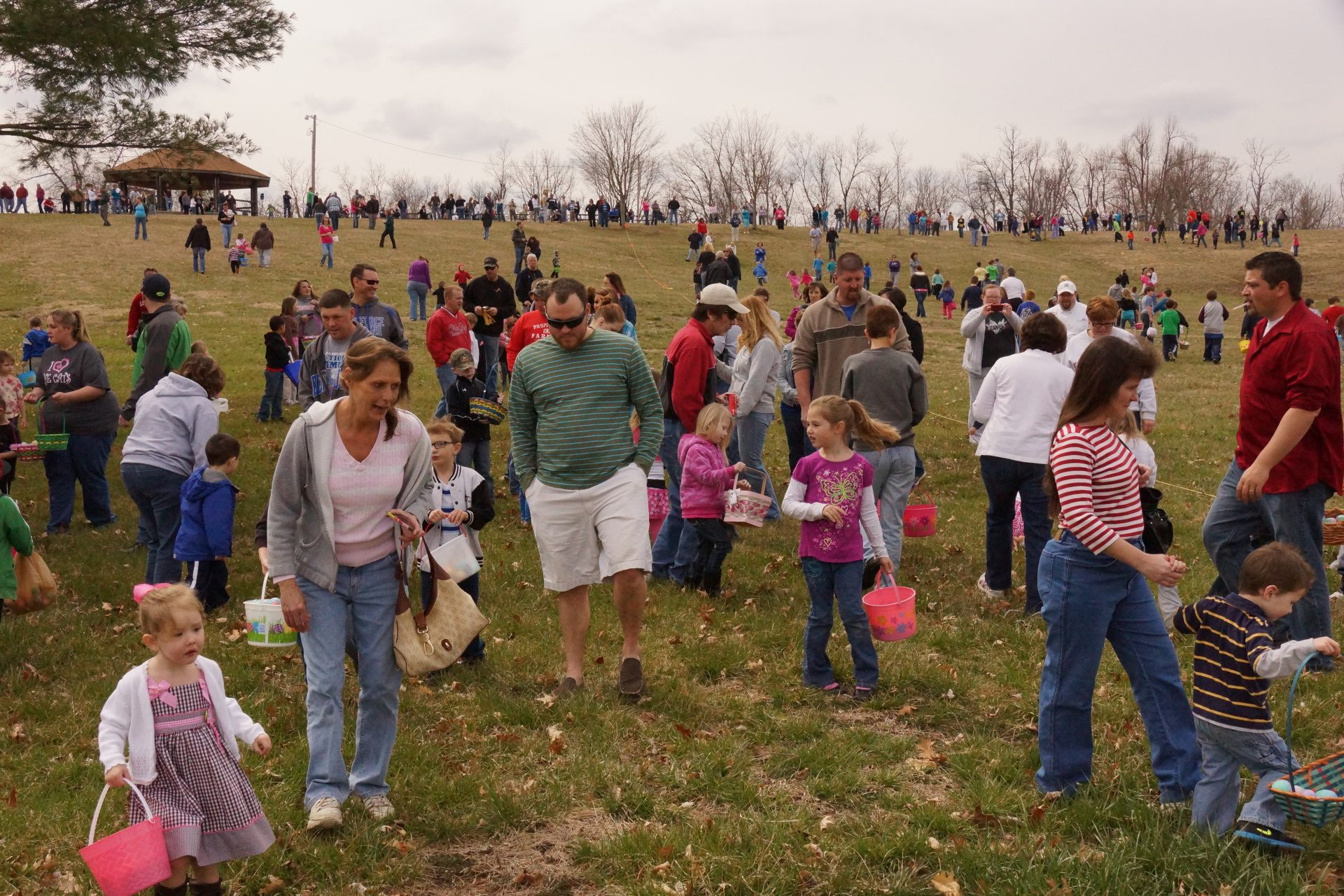 Friends of Rough River Lake, Inc. - Easter Egg Hunt