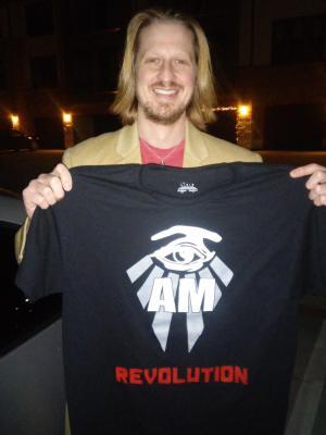 Exotic Airlines, I Am Revolution, PLU Foundation  Dallas Texas