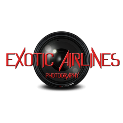 Dallas photography company Exotic Airlines photography