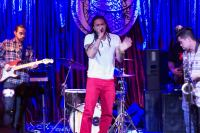 silassie i performing live at three links in deep ellum