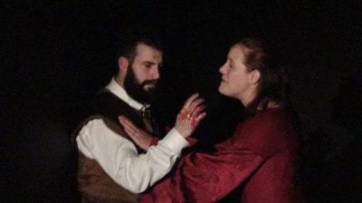 Macbeth: Part 5 - Costuming, Blood, and Vomit