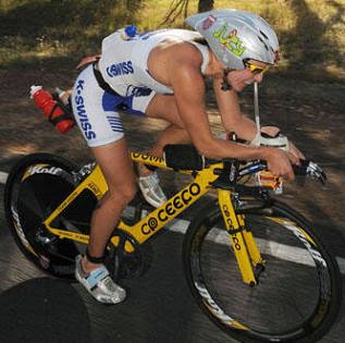What leads to success in triathlon?