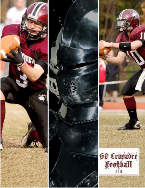 GD Football Program Cover