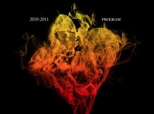 GD Basketball Program Cover