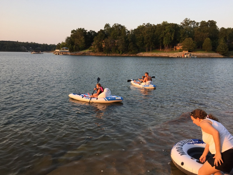 Fun on the water