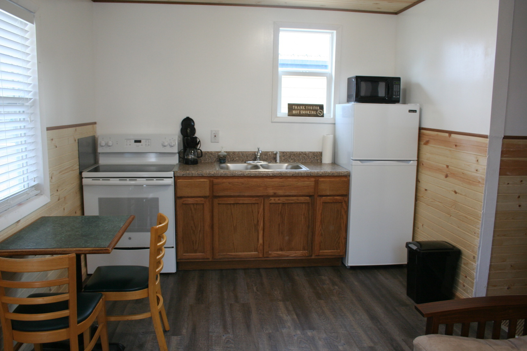 Kitchen in Cabin #2