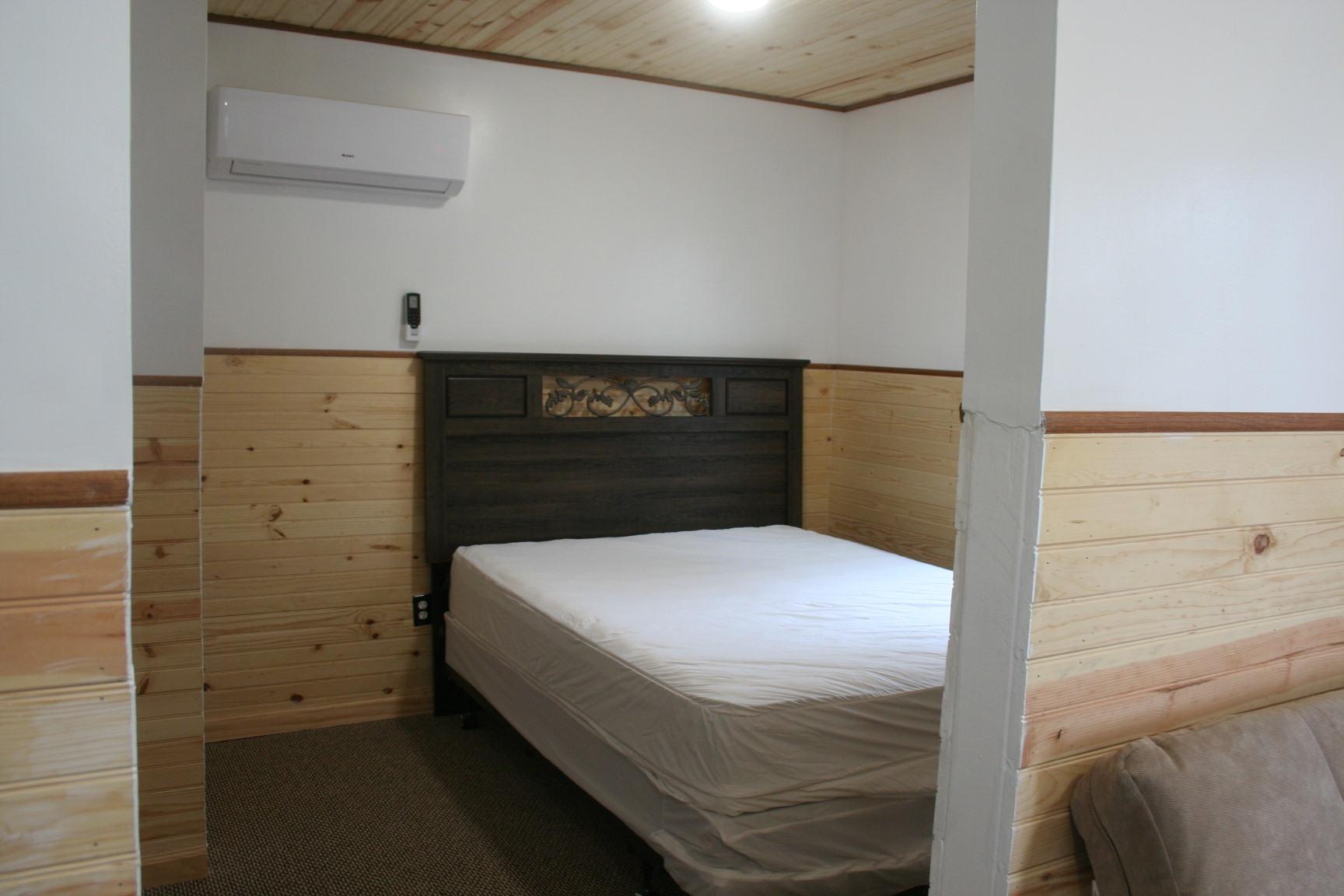 Bedroom in Cabin #2