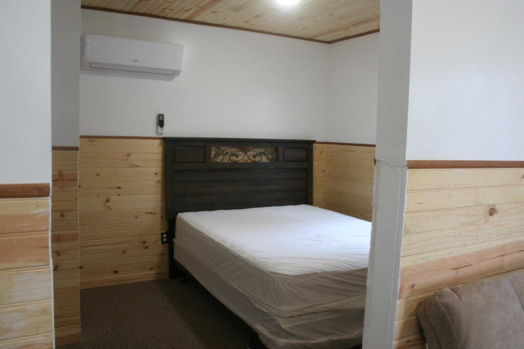 Bedroom in Cabin #2