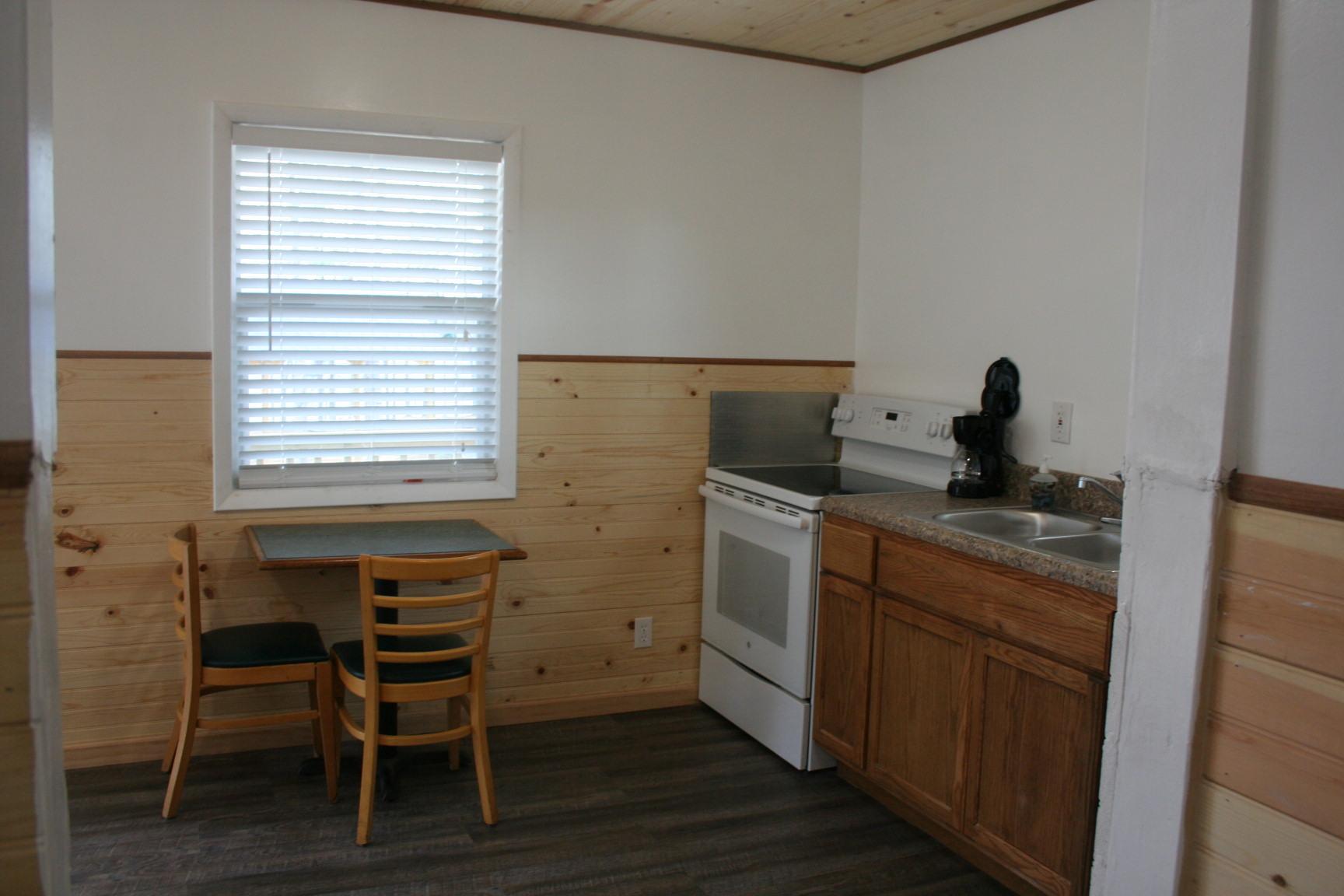 Kitchen in Cabin #2