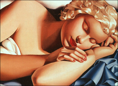 Research Turns to Discovery of Tamara Lempicka