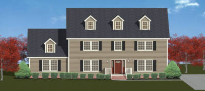 Two-Story Modular Home Plans