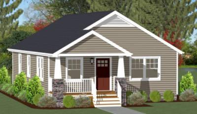 Ranch Modular Home Plans