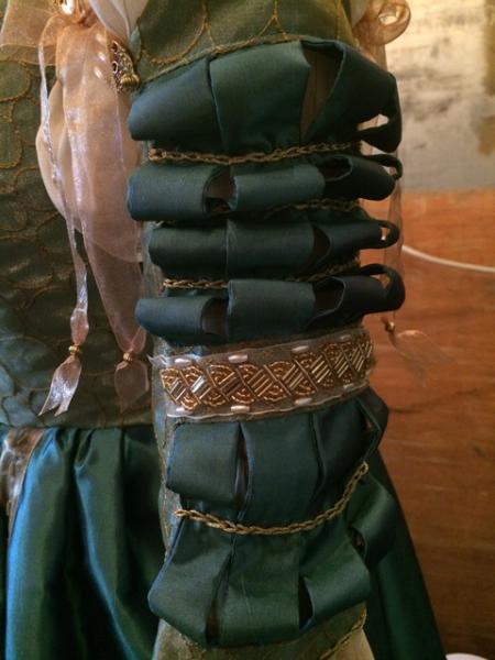 Lady Z Renaissance Gown